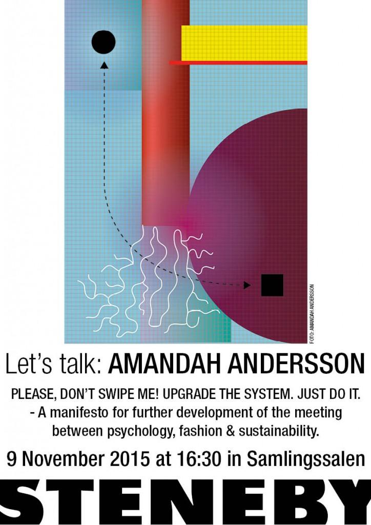 lets talk amandah andersson